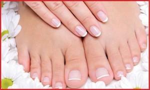 العناية بالأقدام خلال الحمل
