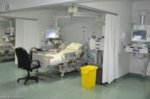 غرفة طواريء الولادة